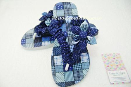 chinelo customizado em tecido chinelo,havaianas,sandália, chinelo,cola,tecido customização,colatagem