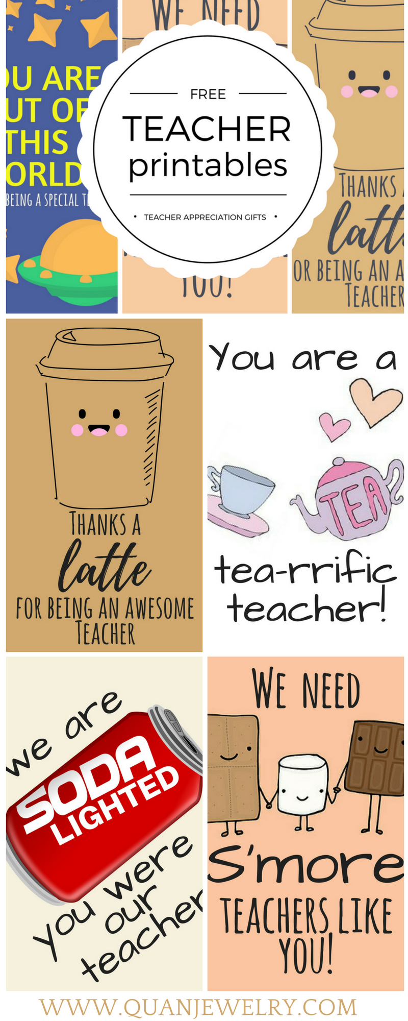 Free Teacher Appreciation Vouchers Plus strategies for Creating Your Own