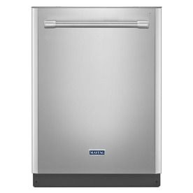 Maytag 47 Decibel Built In Dishwasher With Hard Food Disposer And
