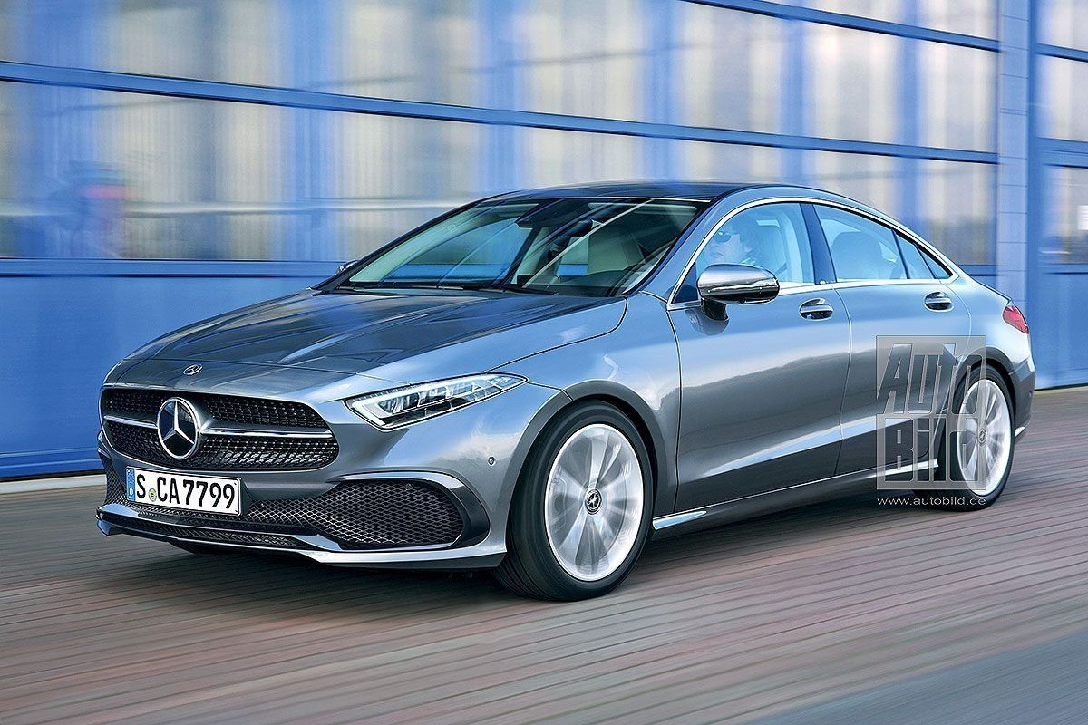 The 2020 Mercedes CLA 250 Rumor | Cars Review 2019