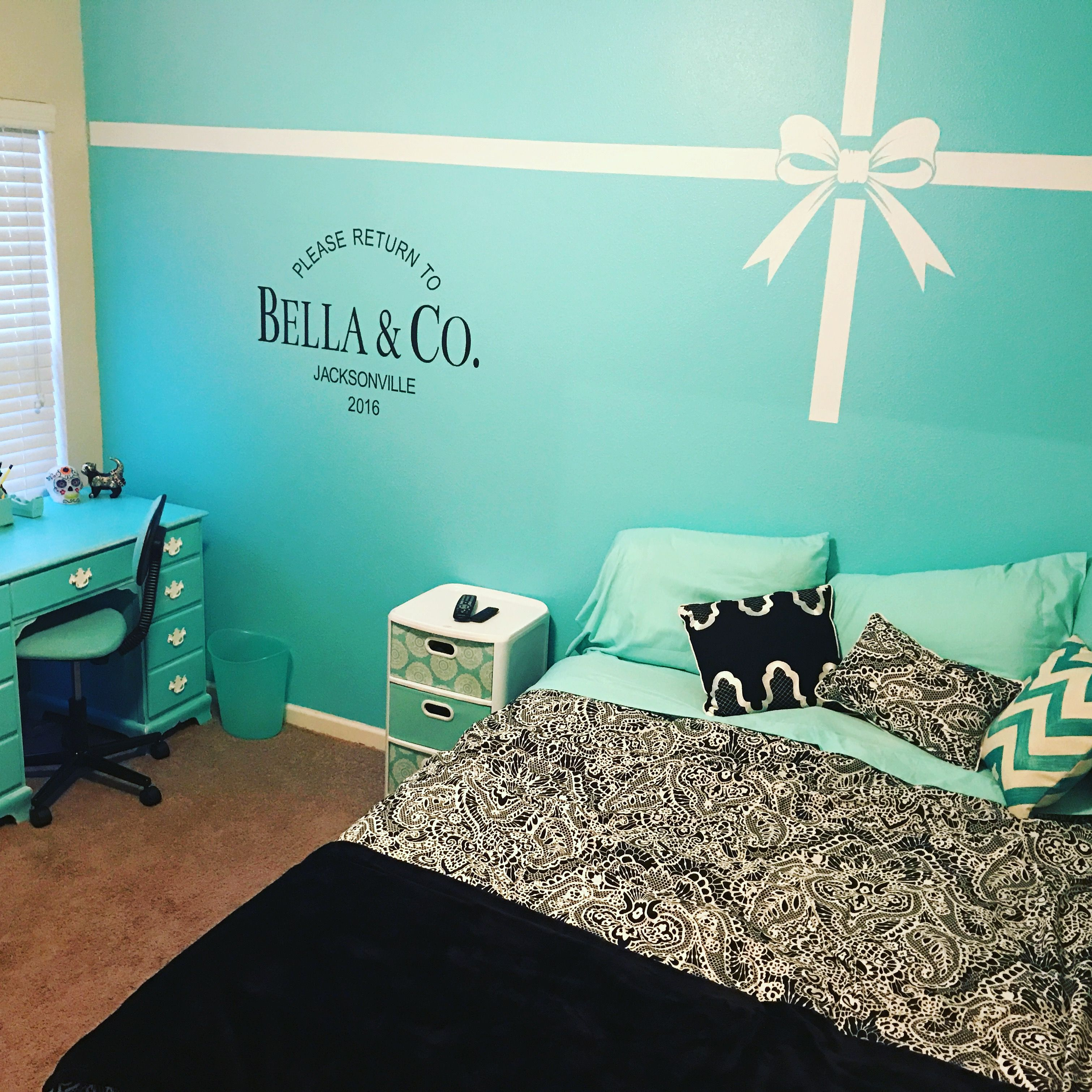 Tiffany Blue Bedroom Accessories Blue Jays Themed Bedroom Bedroom Bench Wood Soft Bedroom Colors: Jacqueline & Company