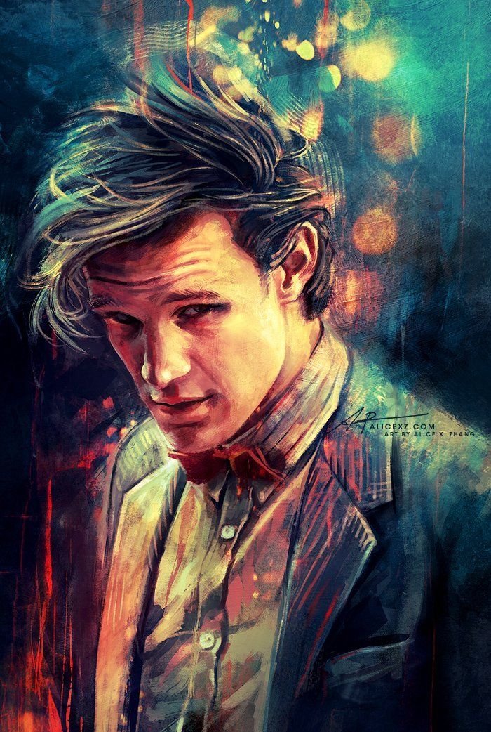Alice X Zhang On Allons Y Doctor Who Doctor Who Fan