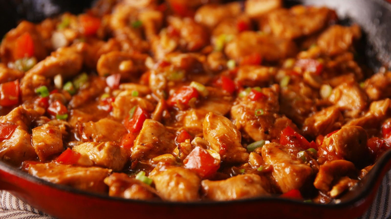 Kung Pao Chicken Recipes Easy Chinese Recipes Authentic Chinese Recipes
