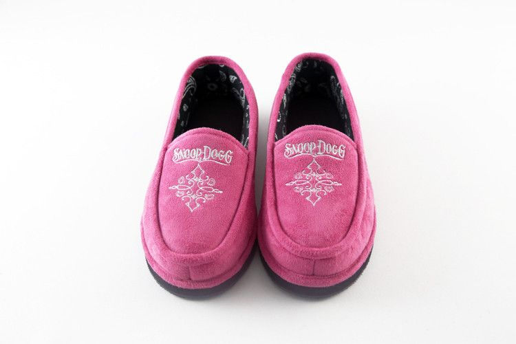 Snoop Dogg Women House Shoes Lil Mama House Shoes