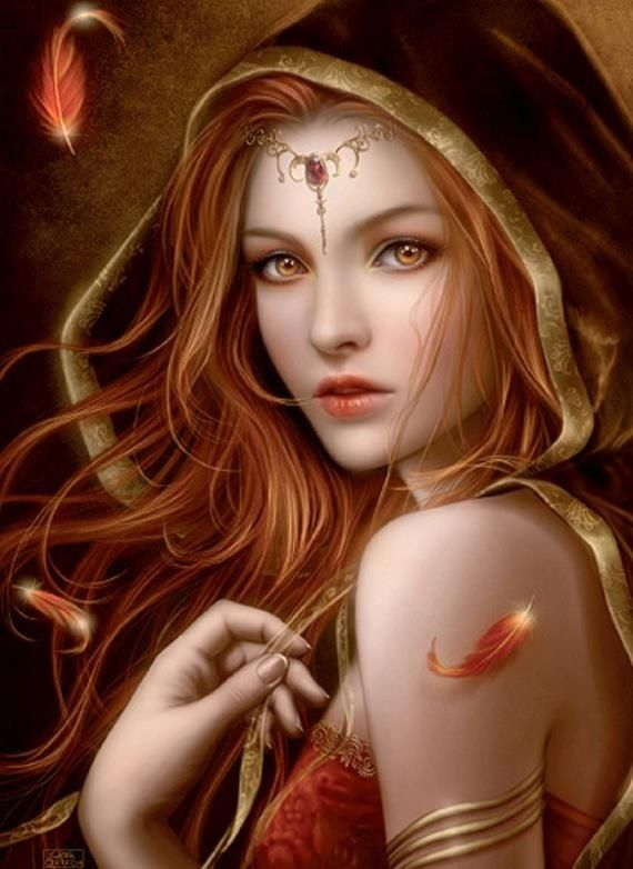 Fantasy Elf See More Beautiful Fantasy Digital Art At Www