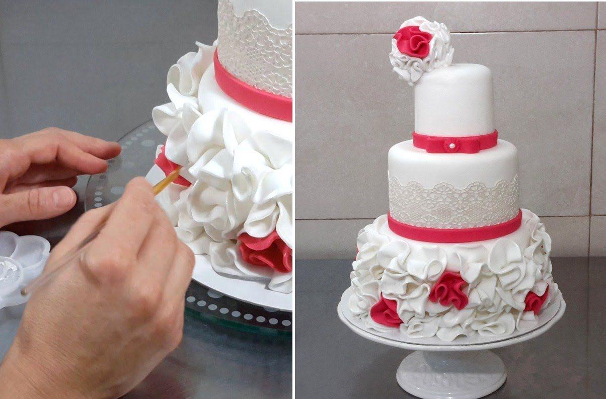 Wedding Cake Decorating Ideas By CakesStepbyStep