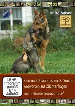 Sinn Und Unsinn Bis Zur 8 Woche Dvd Dogs Dog Food Recipes Animals