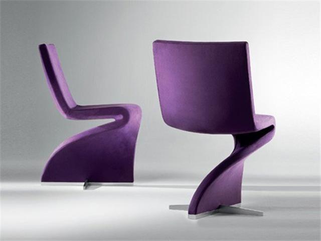 Contemporary Style Chair TWIST 196 By Tonon Design Stefan Heiliger