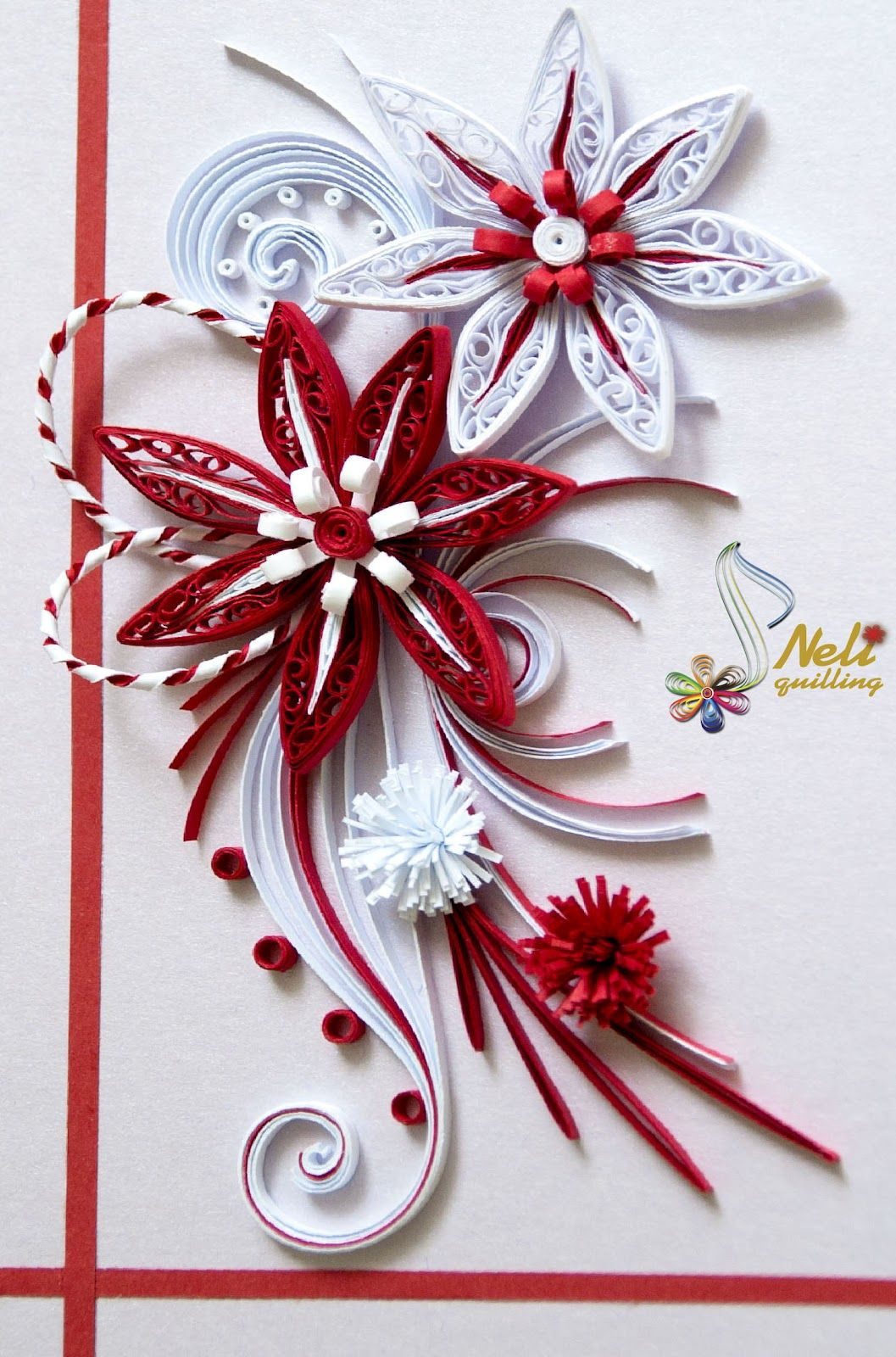 Neli quilling cards baba marta 105 145 quilled cards neli quilling cards baba marta 105 145 m4hsunfo