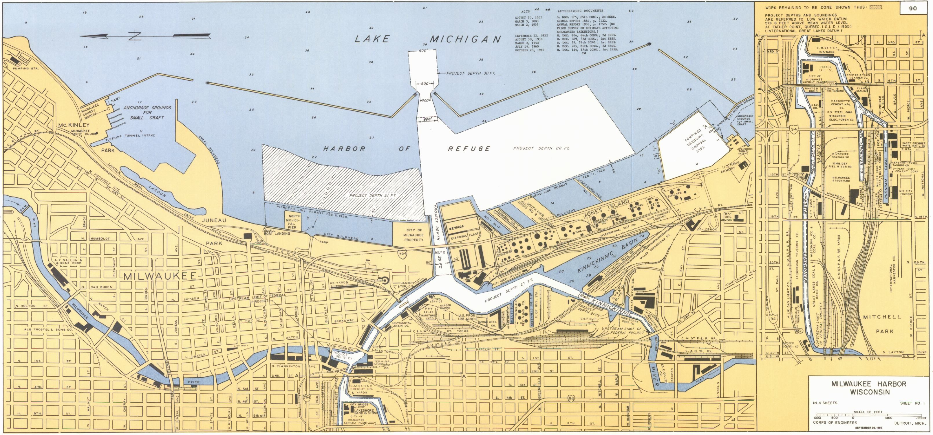 milwaukee maps - Google Search | The Good Land | Milwaukee ...