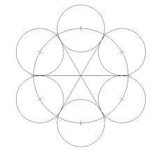 Como Dibujar Mandalas Con Compas Mandalas Mandalas Circulares Como Dibujar Mandalas