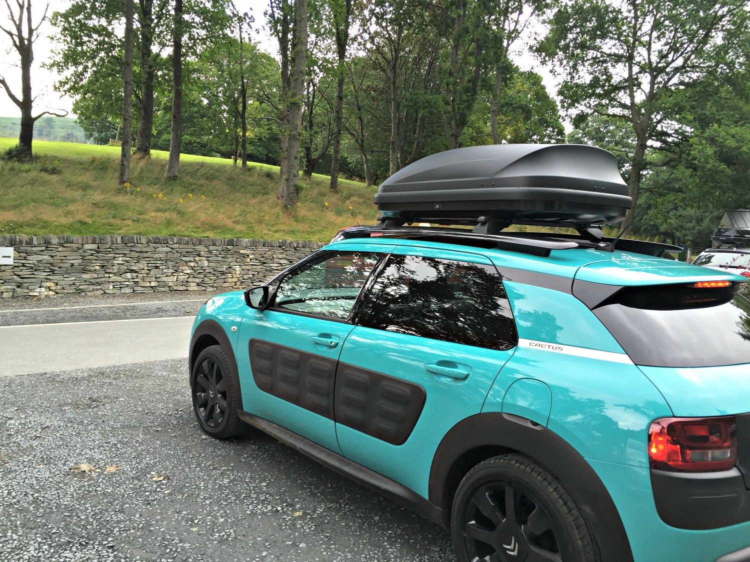 Citroen C4 Cactus Review 3 Car