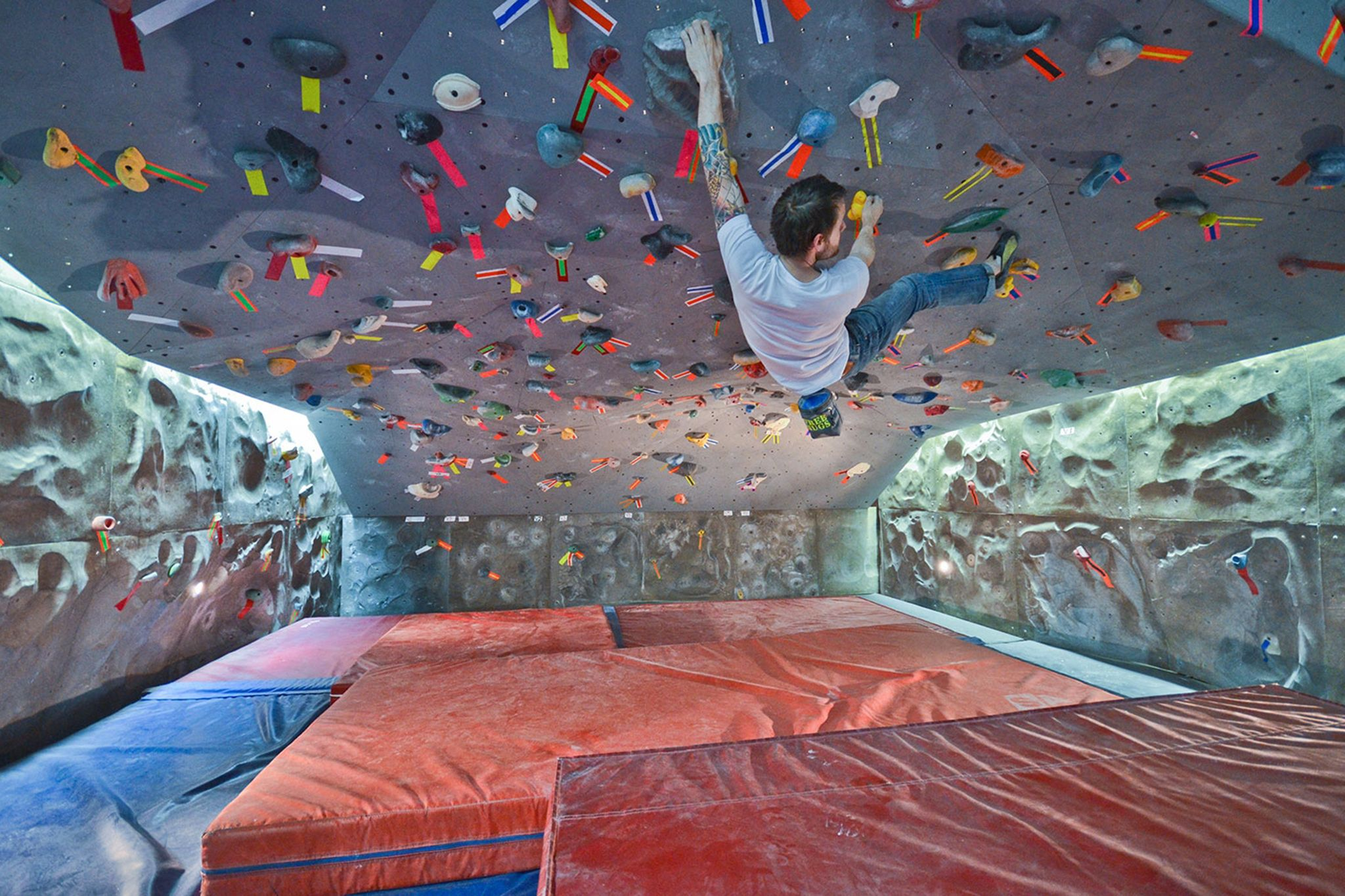 The best places to go rock climbing in NYC Rock climbing