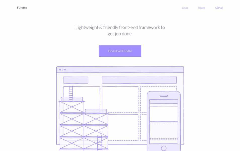 Furatto Responsive web, Ideal tools, Web development