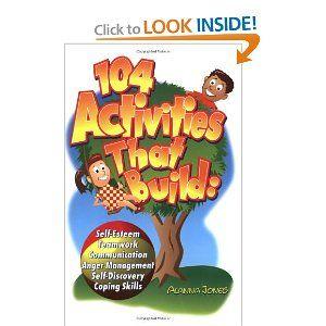Self-Esteem, Teamwork, Communication, Anger Management, Self-Discovery, Coping Skills