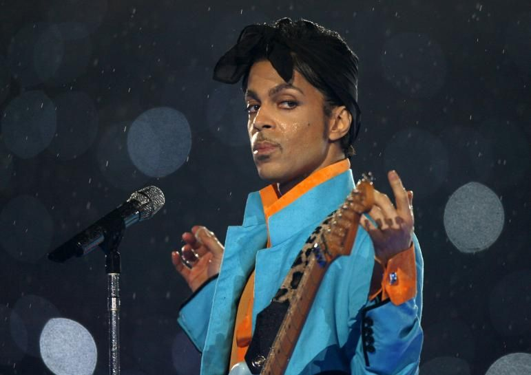 New Prince music released a year after musician's death