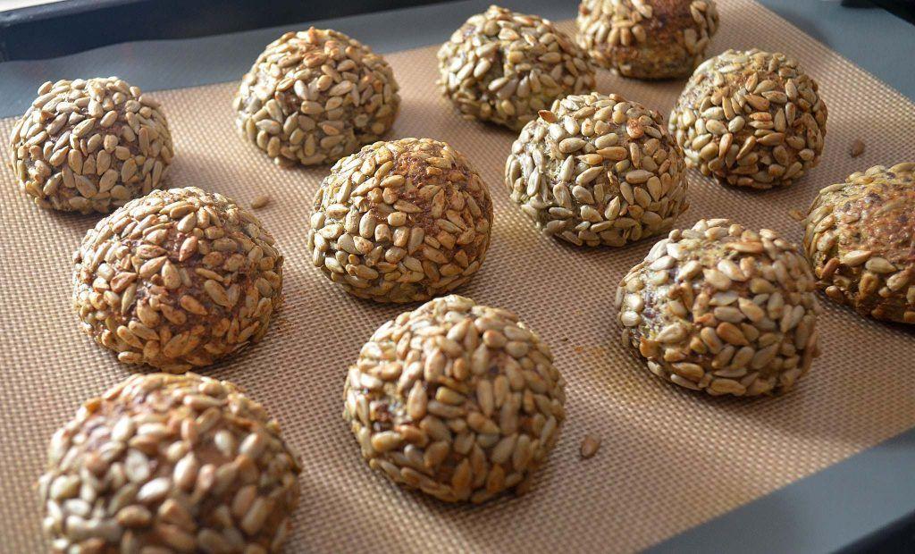 Mini-Brötchen ohne Mehl | mampfness