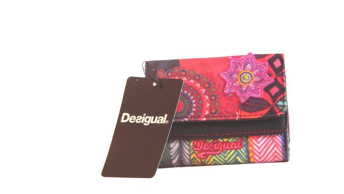 Il mondo colorato di Desigual Portafoglio Desigual Easy It Take su  http://lamaisonchic.biz/99-desigual #moda #portafogli #donna  #fashion                                     #accessori #handbags  #desigual #portfolios