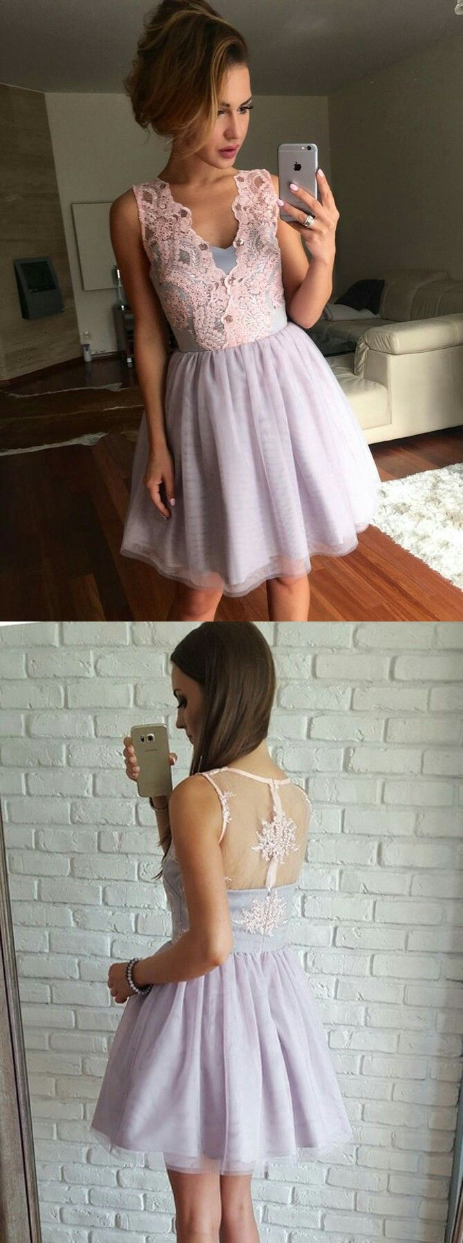 Lace homecoming dressesshort homecoming dressestulle homecoming
