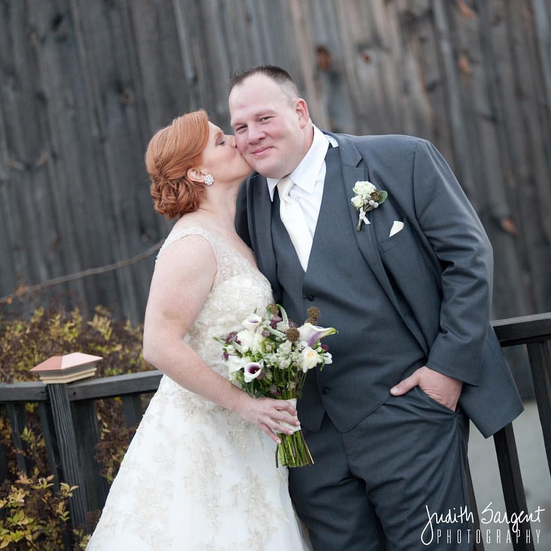 We love this one! Such a sweet couple. Congrats!