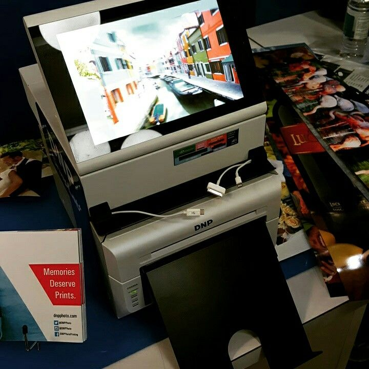 DNP's SL620A Check out our new SnapLab+! Printing