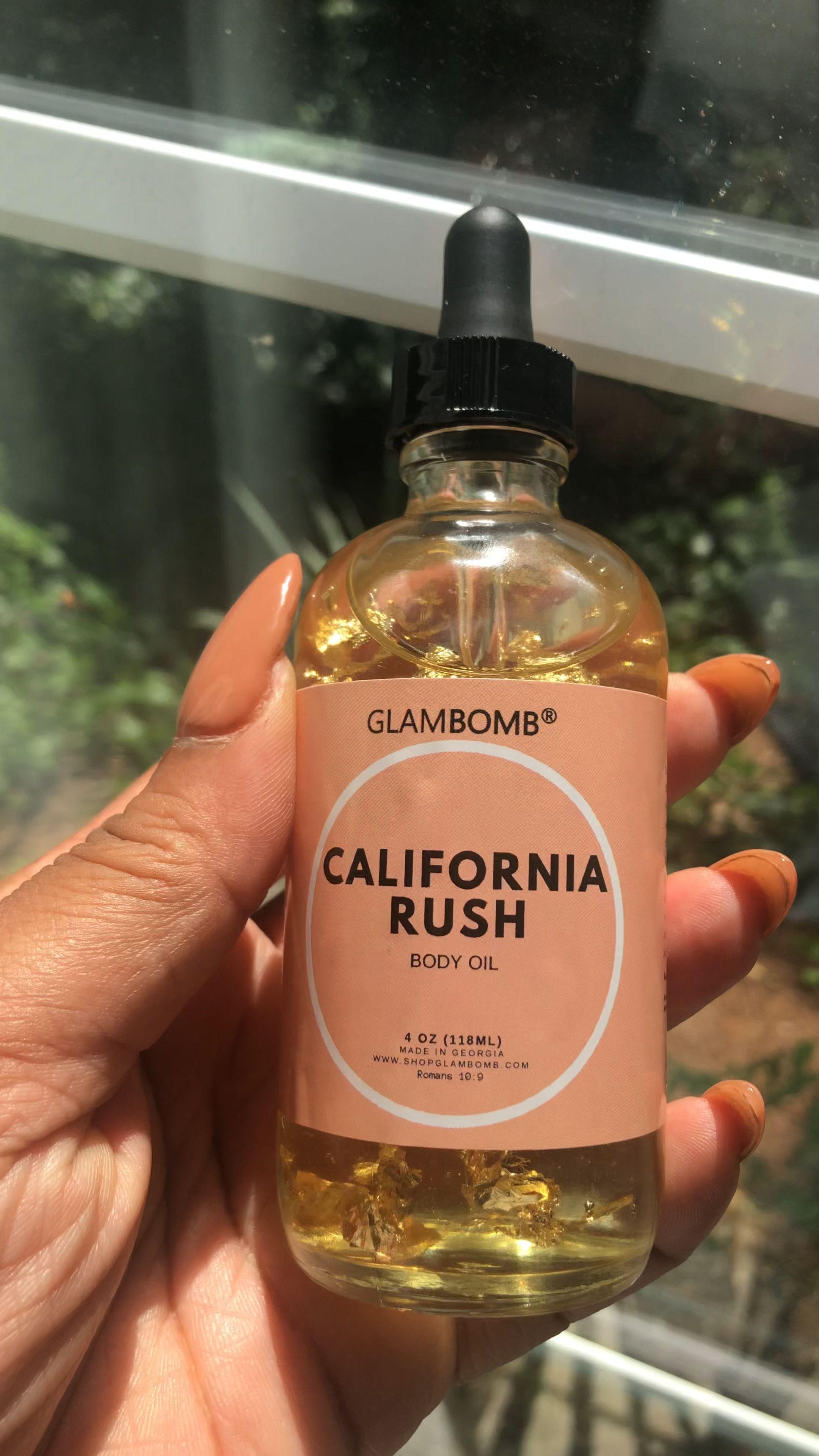 Glam Bomb Body Oil