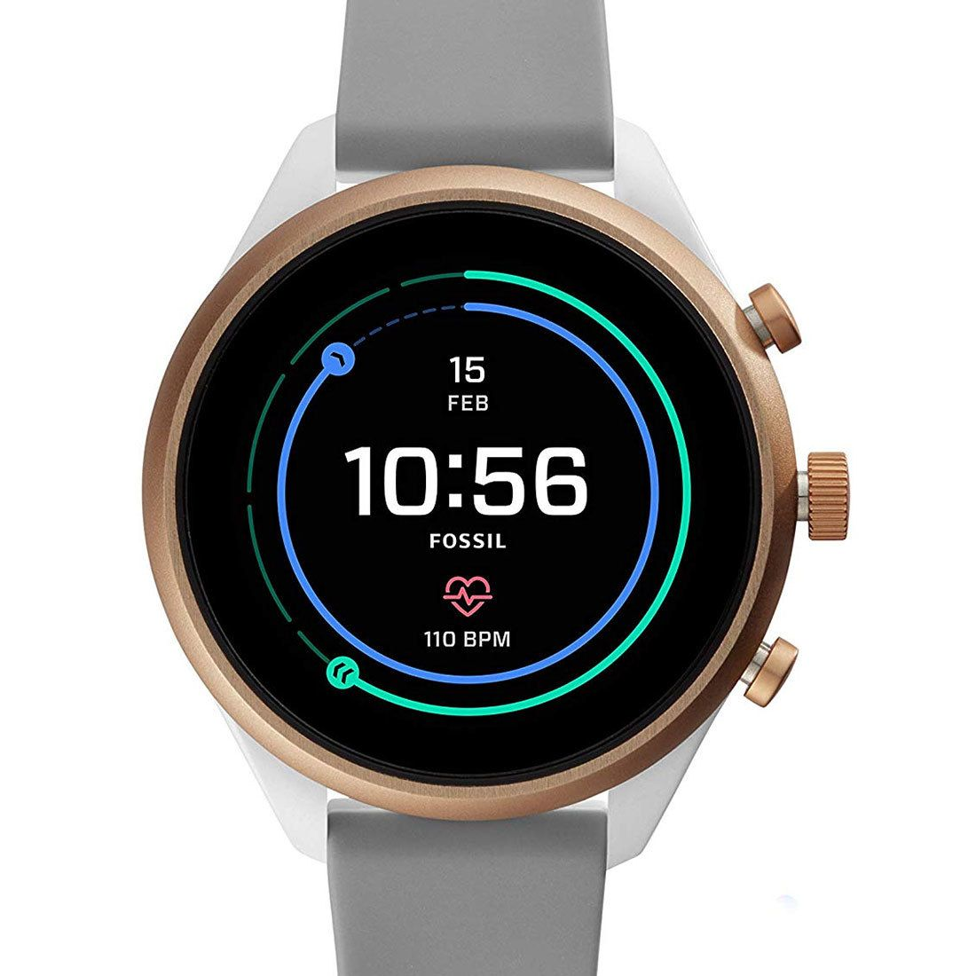 Fossil Sports Ladies Smartwatch FTW6025 (BACKORDER) in