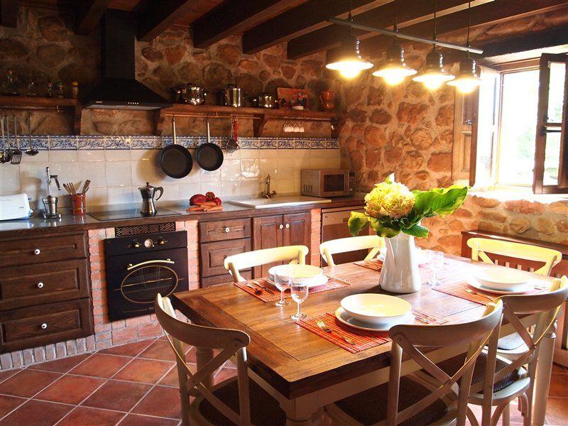Casa rural de vacaciones para alquilar en arriondas 6833 for Casa de campo en sevilla para alquilar