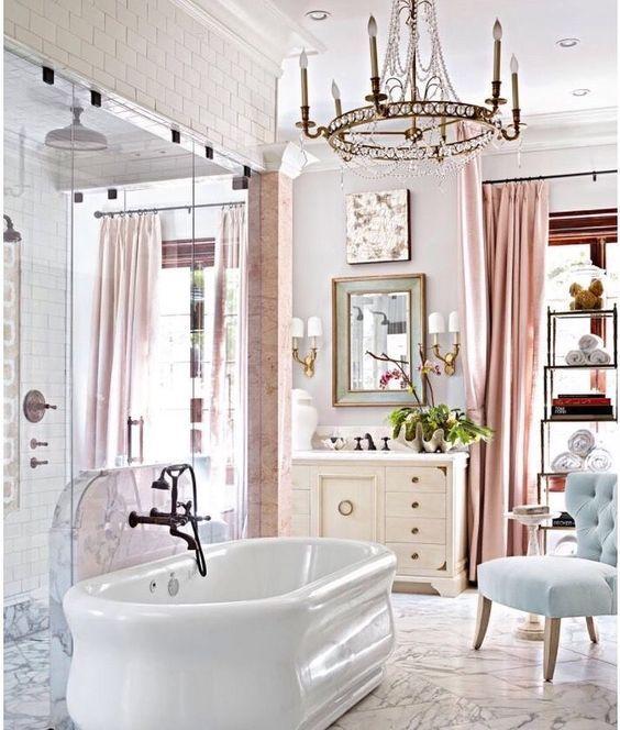 Westchester Master Bath: ���OᑌIᔕE ™�