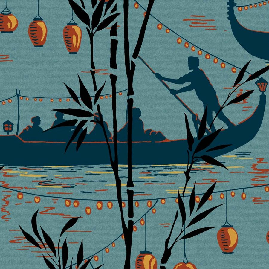 papier peint gondola cole and son for the home cole son wallpaper hall wallpaper cole son