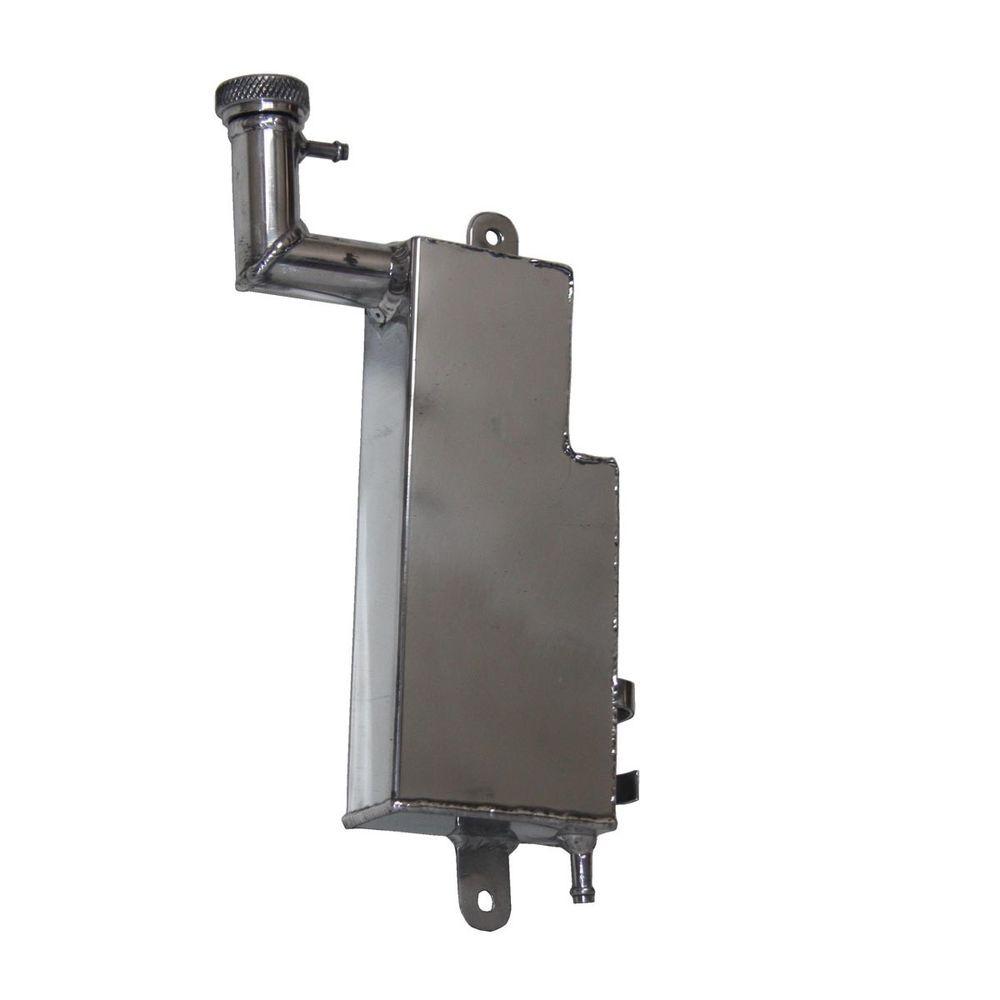 Aluminum coolant overflow tank for 05-07 suzuki king quad 700