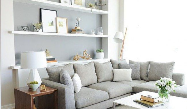 Foto 3 13 Kleines Wohnzimmer Einrichten Helle Farben Ideen