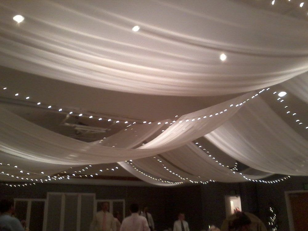 Image Result For Fabric Ceiling Diy Wedding Ceiling Tulle