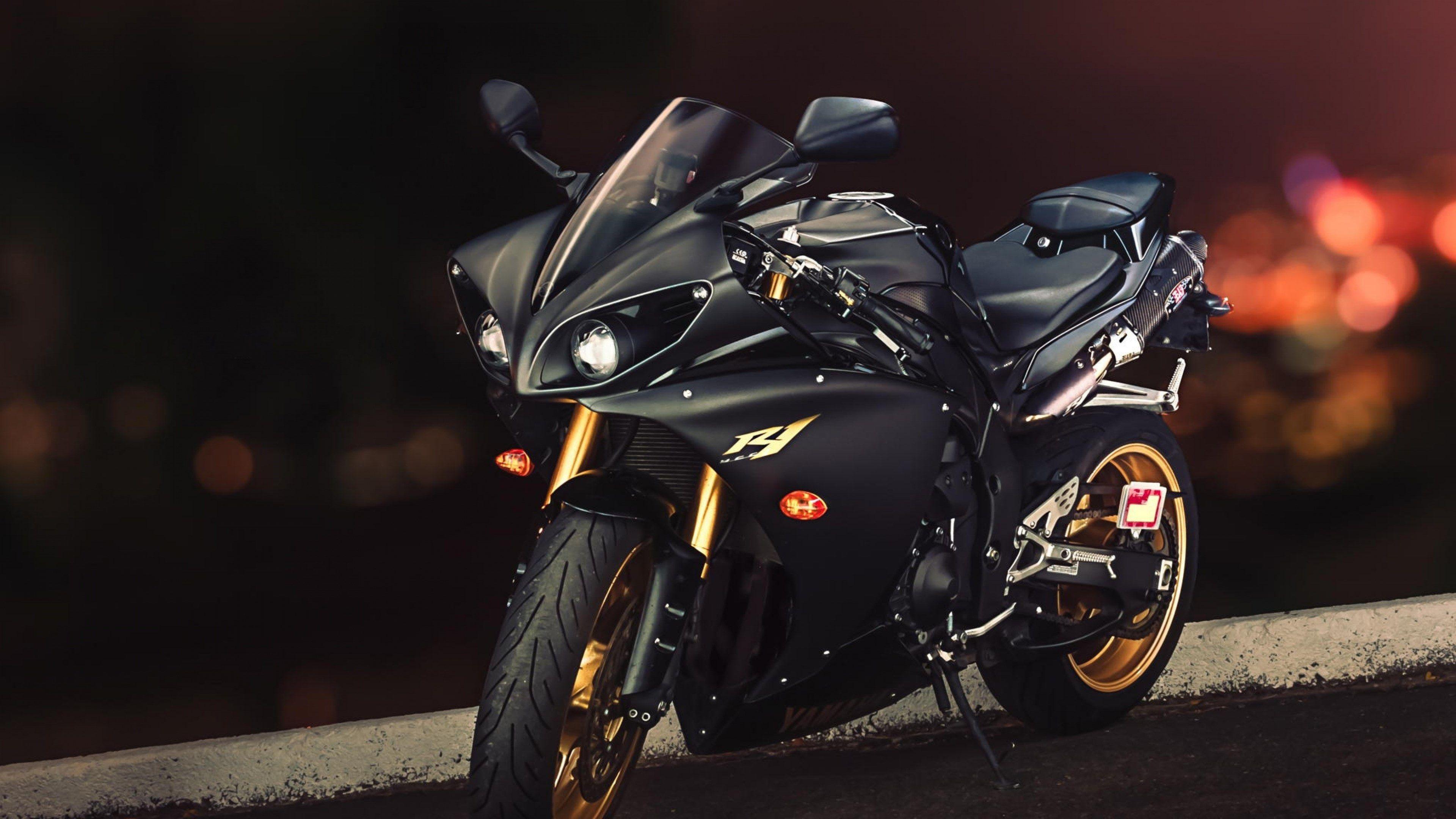 3840x2160 Yamaha 4k Windows Hd Wallpaper Free Download Yamaha R1 Motorrad Fahren Yamaha Motorrad