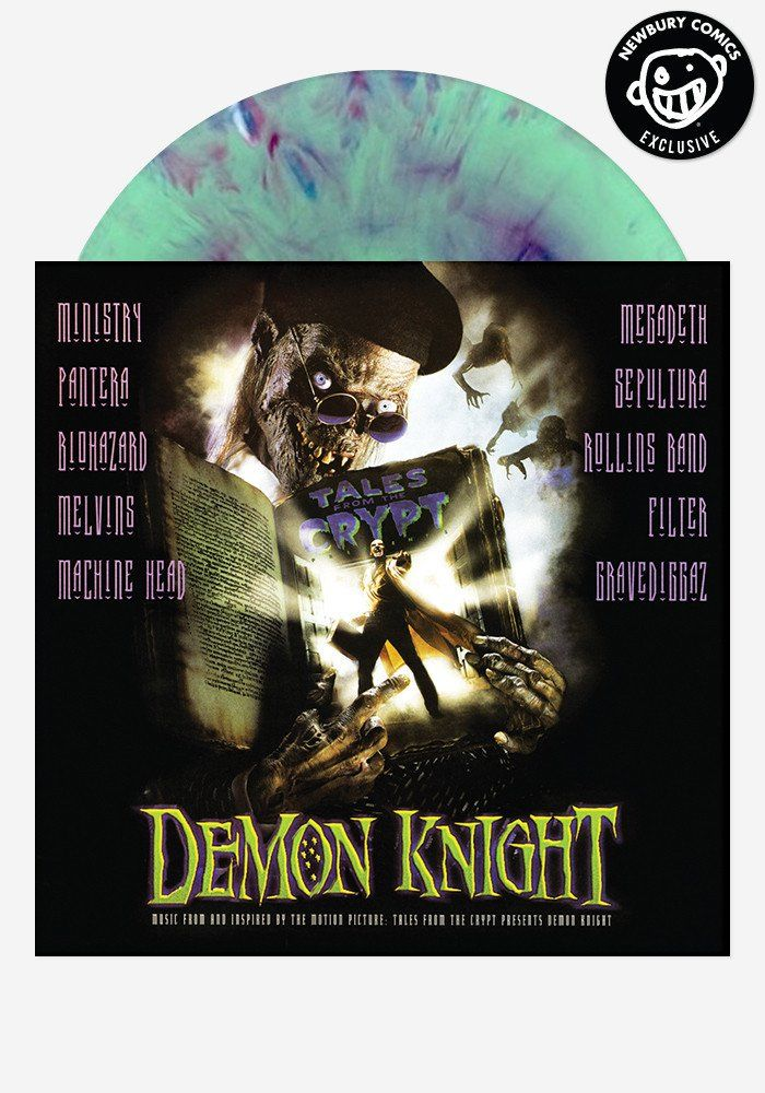 VARIOUS ARTISTS Soundtrack - Tales From The Crypt Demon Knight Exclusive LP