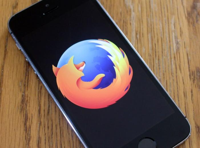 Firefox iOS App Adds Night Mode with Dark Theme Option