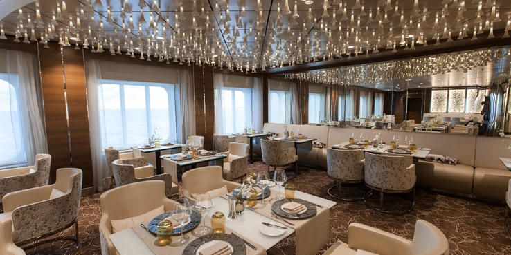 Celebrity Equinox Dining Restaurants Food On Cruise Critic