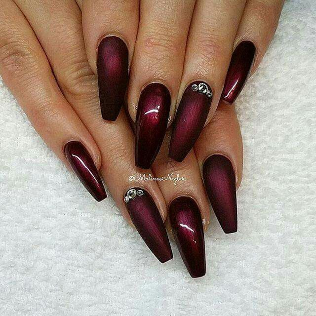 Photo of Christmas nails