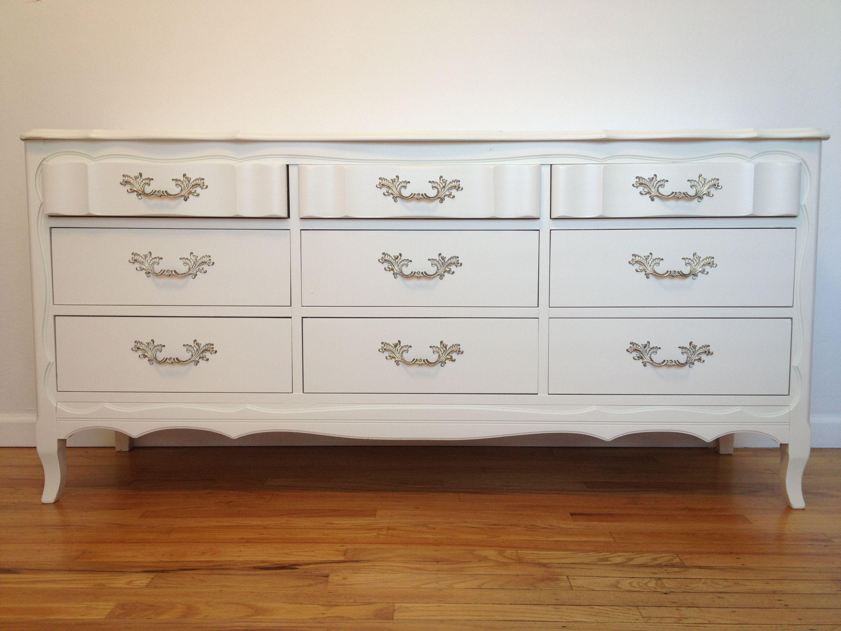 Best Vintage Horizontal White Dresser Google Search Dresser 640 x 480