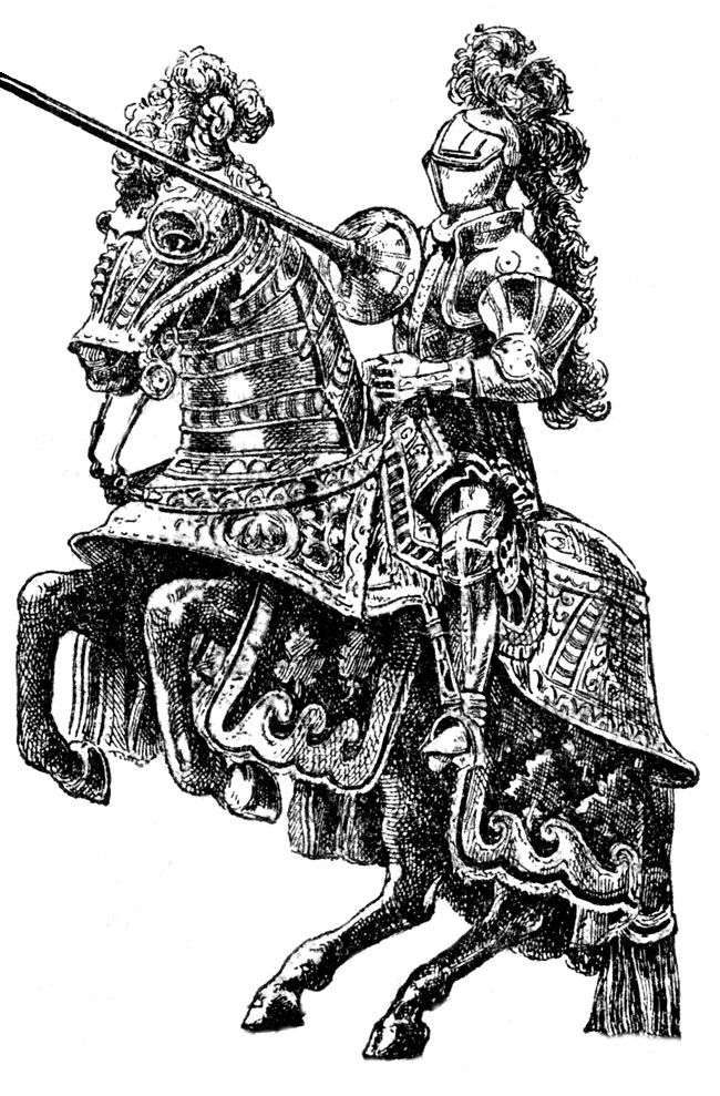 http://karenswhimsy.com/public-domain-images/medieval-clipart ...