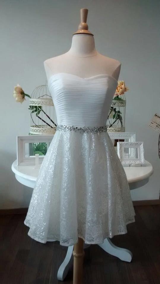 Bridal shower dress vestido despedida de soltera o boda civil ...