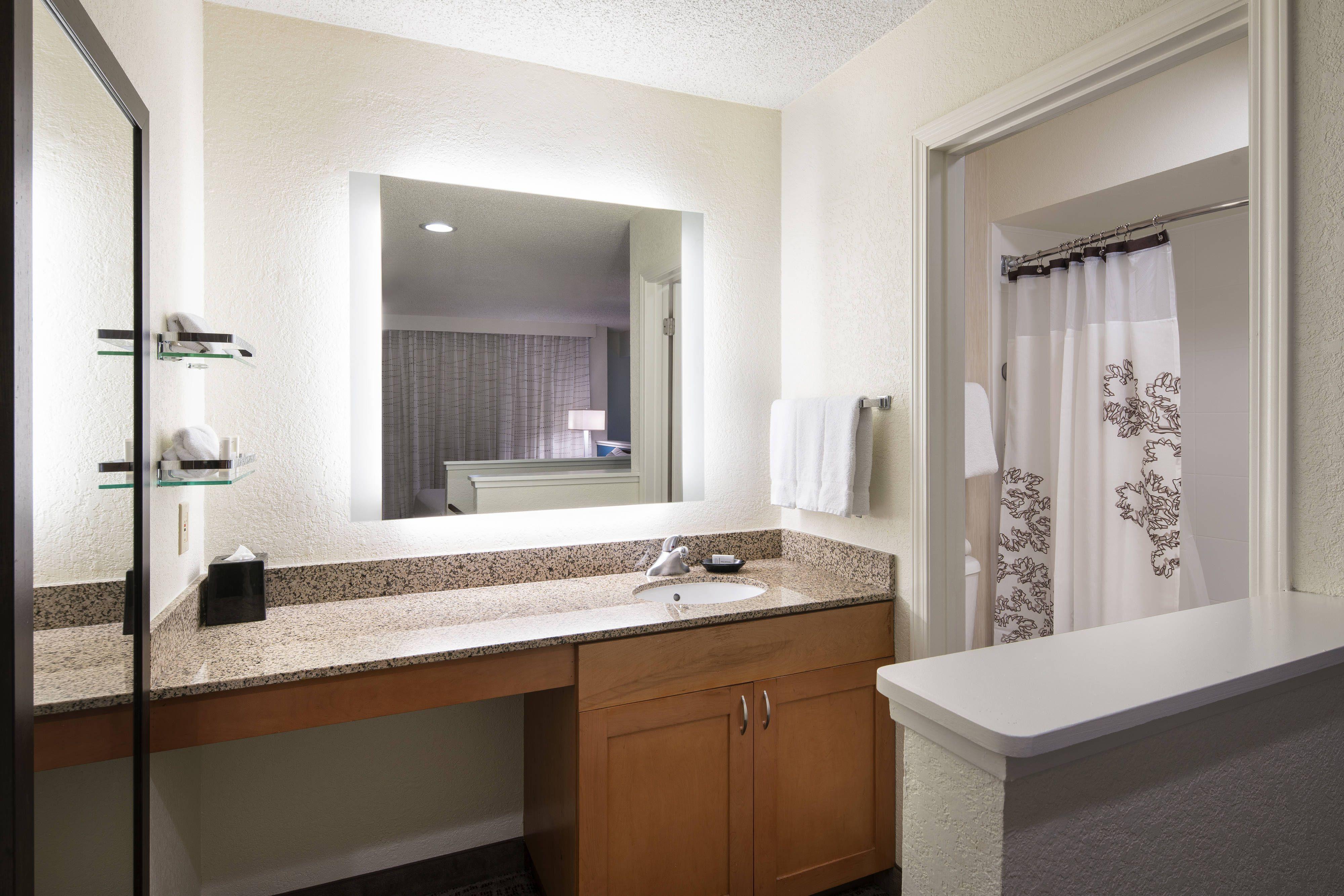 Residence Inn Los Angeles Torrance/Redondo Beach Penthouse Suite ...