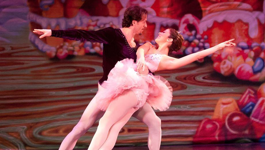 The Nutcracker Ballet Nechita Center For The Performing Arts Orange Ca Nutcracker Ballet Nutcracker Ballet