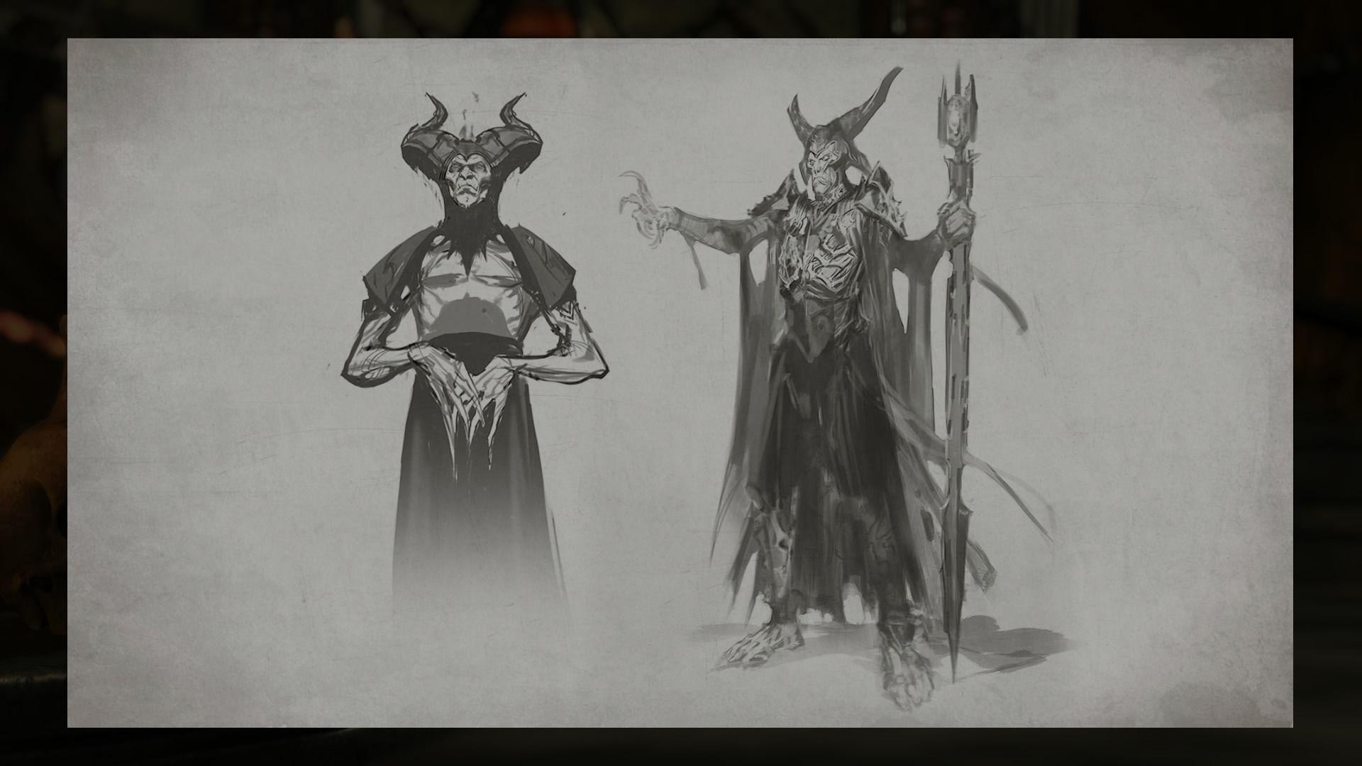 Shinnok Concept Art