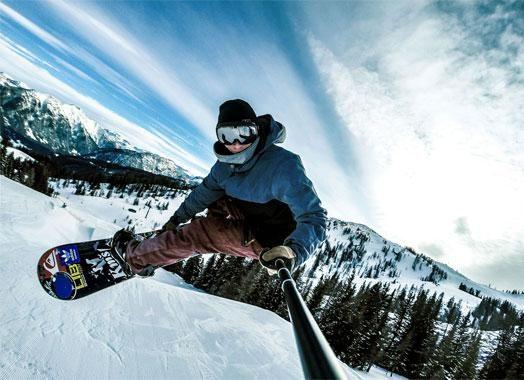 meet aspen the 17 month old snowboarding baby vêtements et