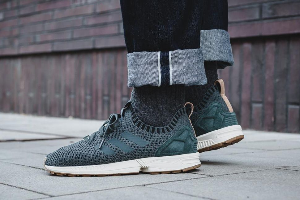adidas shoes black and gold zx flux adidas nmd r1 olive green on feet