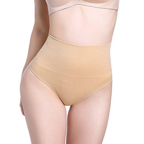 eb99eacb79359d High Waist Trainer Tummy Slimming Control Waist Cincher Body Shaper Thong G-string  Butt Lifter