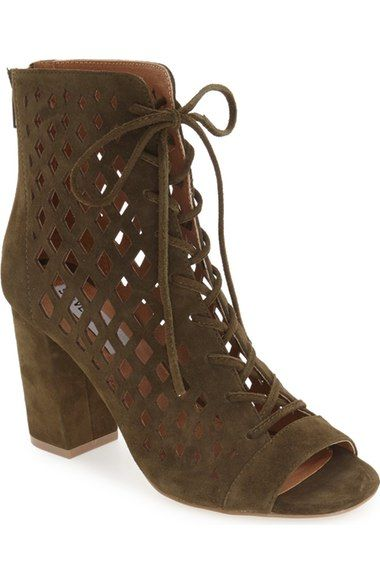 89504b0870a Steve Madden  Denay  Cutout Bootie (Women) available at  Nordstrom ...