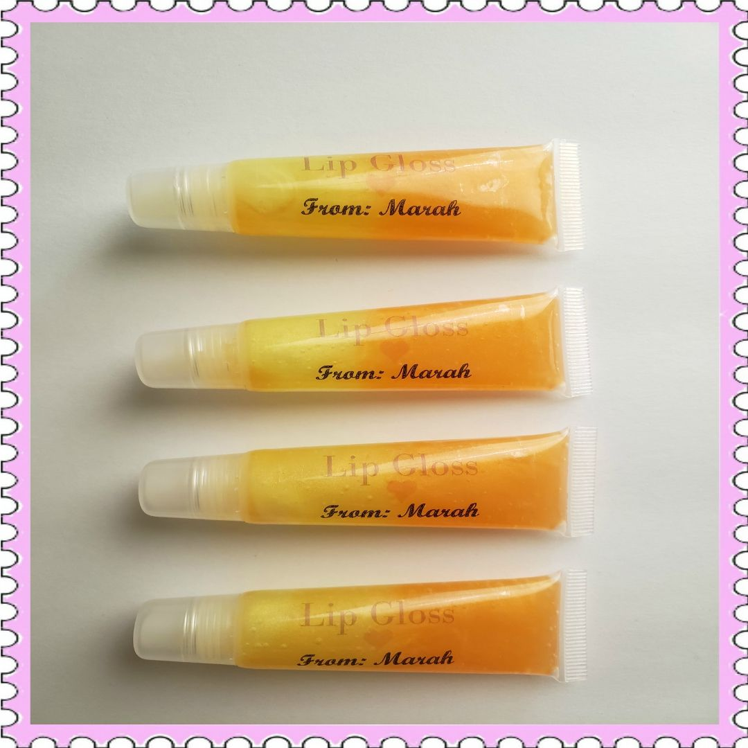 Mango scented Lip Gloss in 2020 Lip gloss, Lips, Scent