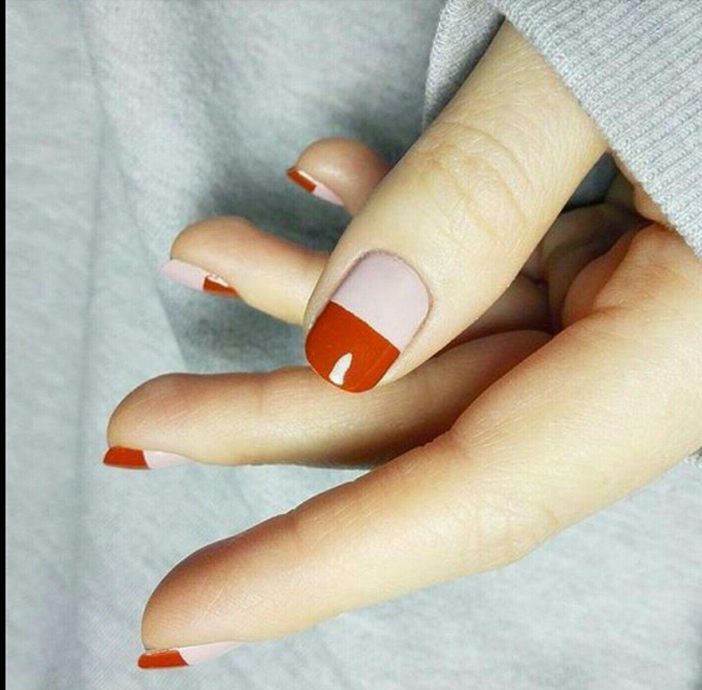 Pinterest Coppermakeup Minimalist Nails Nails Beauty Nails